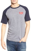 Brixton Men's Stitch Logo T-Shirt