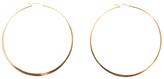Jennifer Zeuner Jewelry Large Hoop Earrings