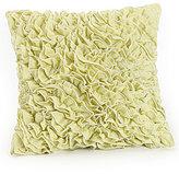 Jessica Simpson Elodie Ruffled Square Pillow