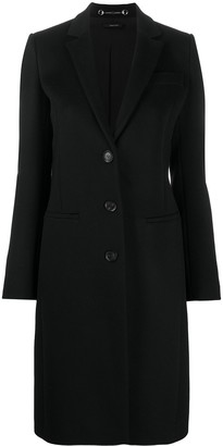 Gucci Single-Breasted Tailored Coat