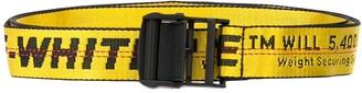 Off-White Off White logo industrial belt