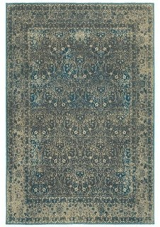 StyleHaven Paloma Faded Traditional Floral Area Rug