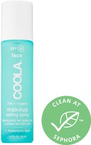 Thumbnail for your product : Coola Makeup Setting Spray Organic Sunscreen SPF 30