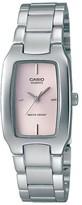 Casio Women's Classic Pink Dial Watch
