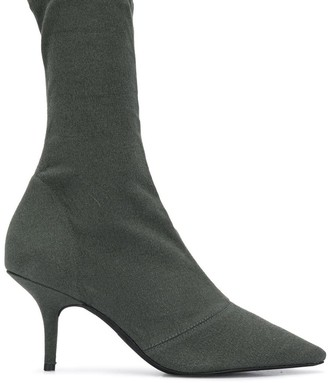 Yeezy stretch ankle boots