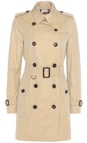 Burberry Kensington cotton trench coat