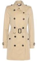 Burberry Kensington cotton trench coat