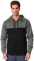 adidas Men's Colorblock Fleece Pullover