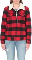 Levi's Sherpa Trucker wool-blend jacket