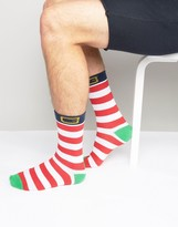 Ssdd Christmas Elf Socks