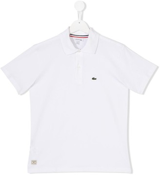 Lacoste Kids Short Sleeve Polo Shirt