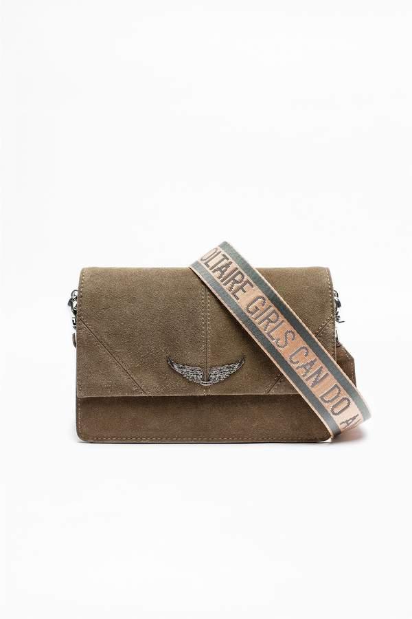 Zadig & Voltaire Lolita Suede Bag
