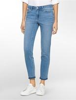 Calvin Klein Ultimate Skinny Medium Wash Ankle Jeans