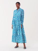 Diane von Furstenberg Kiara Cotton Maxi Dress