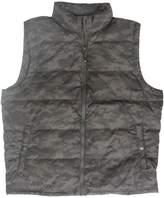 32 Degrees Heat Weatherproof Men's Packable Down Vest, Dark Camouflage