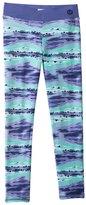 Roxy Kids Girls' Active Wave Print Legging (8yrs16yrs) - 8125083