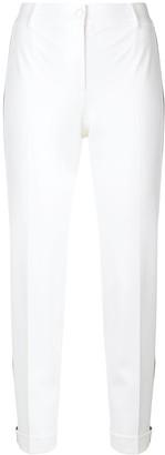 Dolce & Gabbana Side-Stripe Skinny Trousers