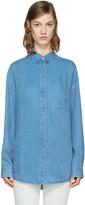 Acne Studios Indigo Denim Bela Shirt