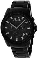 Giorgio Armani Exchange Classic Collection AX2093 Women's Analog Watch with Diamond Accents
