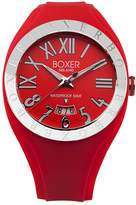 Boxer Milano Men's BOX 40 Roman Numerals Luminous Date Watch
