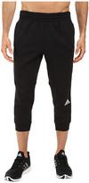 adidas Slim 3-Stripes 3/4 Sweatpants