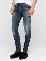 Calvin Klein Skinny Faded Jeans
