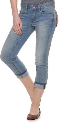 Sonoma Goods For Life Women's SONOMA Goods for Life Cuffed Jean Capris