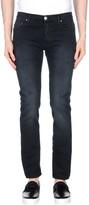Aglini Denim pants - Item 42599530