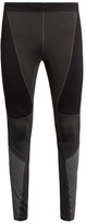 Peak Performance Contrast-panel Performance Leggings