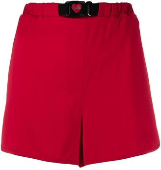 Love Moschino Loose Fit Shorts