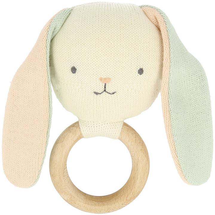 Thumbnail for your product : Meri Meri Bunny Baby Rattle