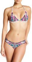 Rip Curl Geo Print Triangle Bikini Top
