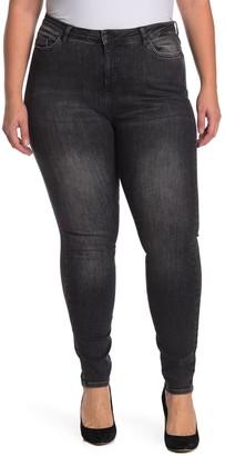 Vero Moda High Waist Skinny Leg Jeans