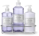 Williams-Sonoma Williams Sonoma French Lavender Hand Soap & Lotion, Classic 4-Piece Set