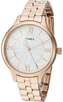 Timex Peyton Stainless Steel Bracelet Watches