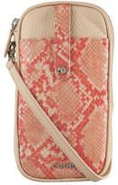 Lodis Women's Kate Exotic Blossom Mini Crossbody