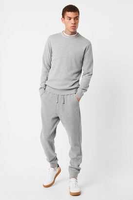 French Connenction Auderley Double Neck Trim Sweatshirt