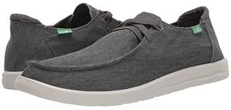 Sanuk Shaka (Black) Men's Shoes