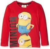 Universal Boy's Minions Banana T-Shirt