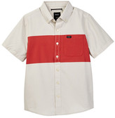 RVCA That&ll Do Bar Short Sleeve Shirt (Big Boys)