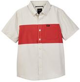 RVCA That'll Do Bar Short Sleeve Shirt (Big Boys)