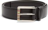 Paul Smith Artist Stripe leather belt