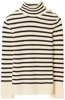 Tory Burch Striped Sweater