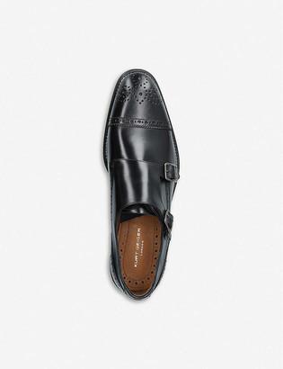 Kurt Geiger Raphael leather shoes