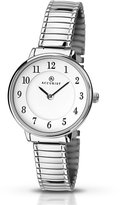 Accurist Ladies' Expander Stainless Steel Bracelet Watch