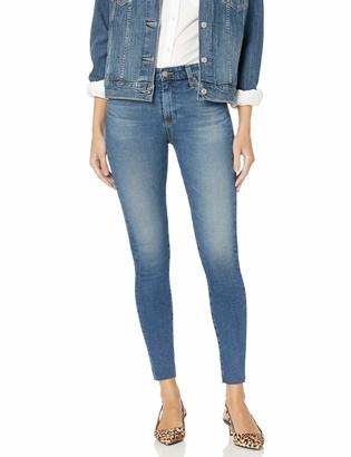 AG Jeans Women's Farrah Skinny Ankle Jean