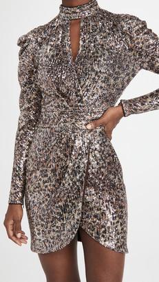 Jonathan Simkhai Mallory Sequin Mini Dress