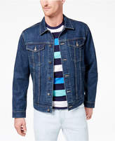 Club Room Men's Stretch Denim Jacket, Created for Macy's