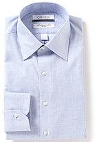 Daniel Cremieux Non-Iron Slim-Fit Spread-Collar Solid Twill Dress Shirt