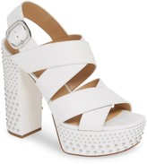 MICHAEL Michael Kors Mila Studded Platform Sandal